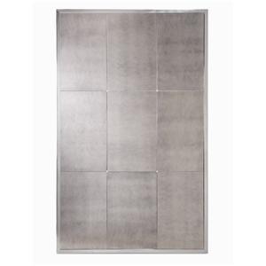 Century Milan Polished Stainless Steel Mirror