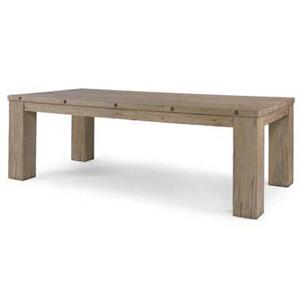 Century Monarch Fine Furniture Big Sur Dining Table