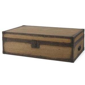Century Monarch Fine Furniture Buckhurst Storage Trunk