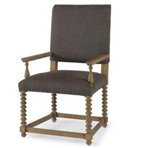 Century Monarch Fine Furniture Seldon Dining Arm Chair