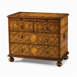 Century Monarch Fine Furniture William & Mary Chest