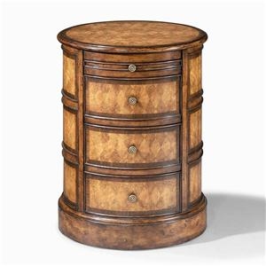 Century Monarch Fine Furniture Drum Table