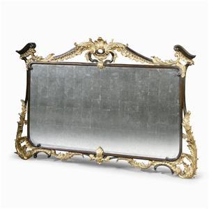 Century Monarch Fine Furniture Tuscan Mirror