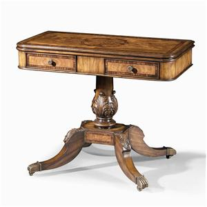 Century Monarch Fine Furniture Nevada Flip Top Game Table/Console