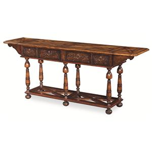 Century Monarch Fine Furniture Carmel Sofa Table