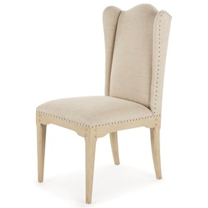 Hannah Upholstered Side Chair