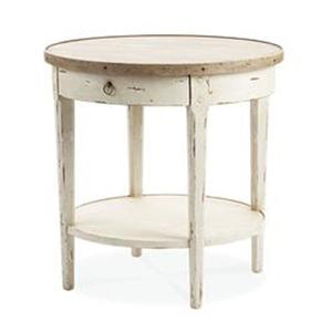 Century Monarch Fine Furniture Hannah Round End Table