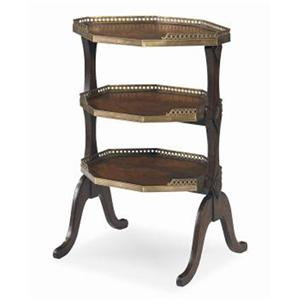 Century Monarch Fine Furniture Beckett Tiered Table