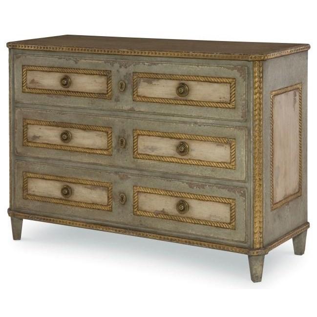 Monarch Fine Furniture Corbett Chest by Century at Baer's Furniture