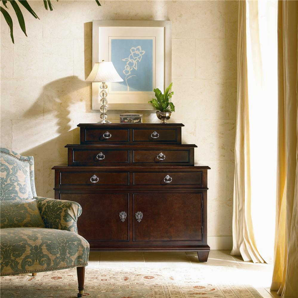 New Traditional Dressing Chest by Century at Baer's Furniture