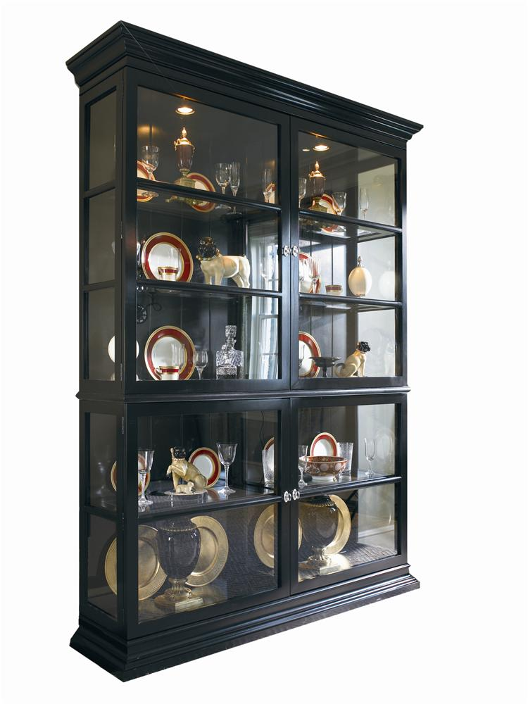 New Traditional Display Cabinet by Century at Baer's Furniture