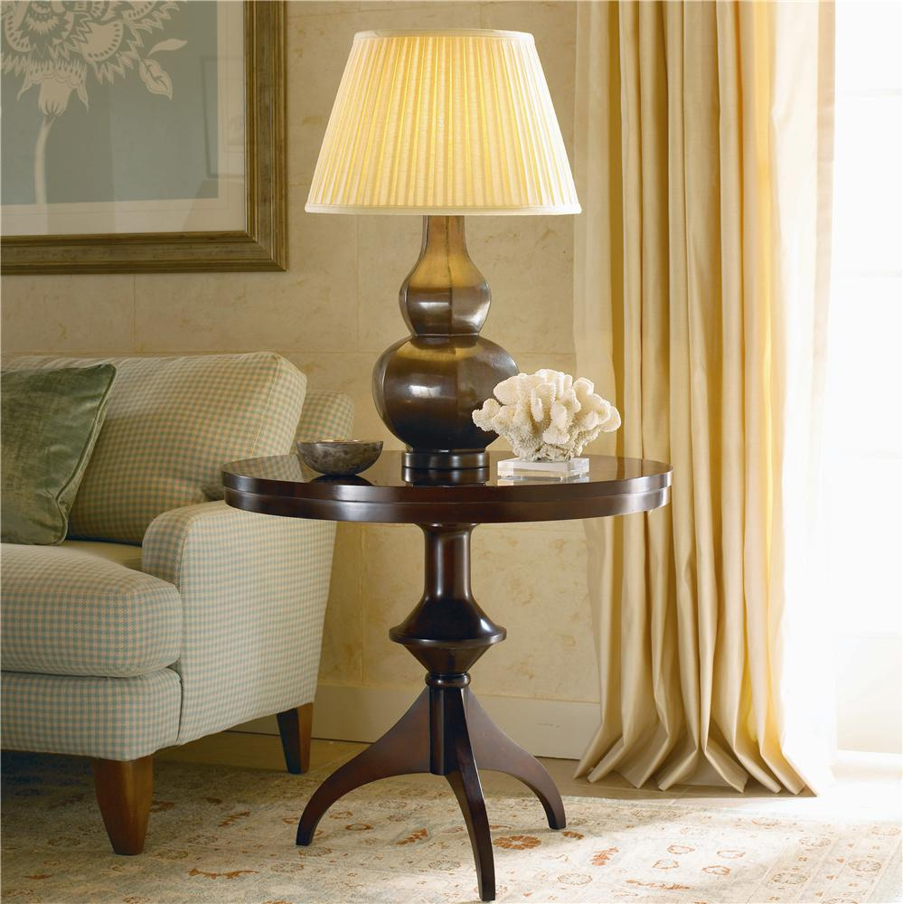 New Traditional Lamp Table by Century at Baer's Furniture