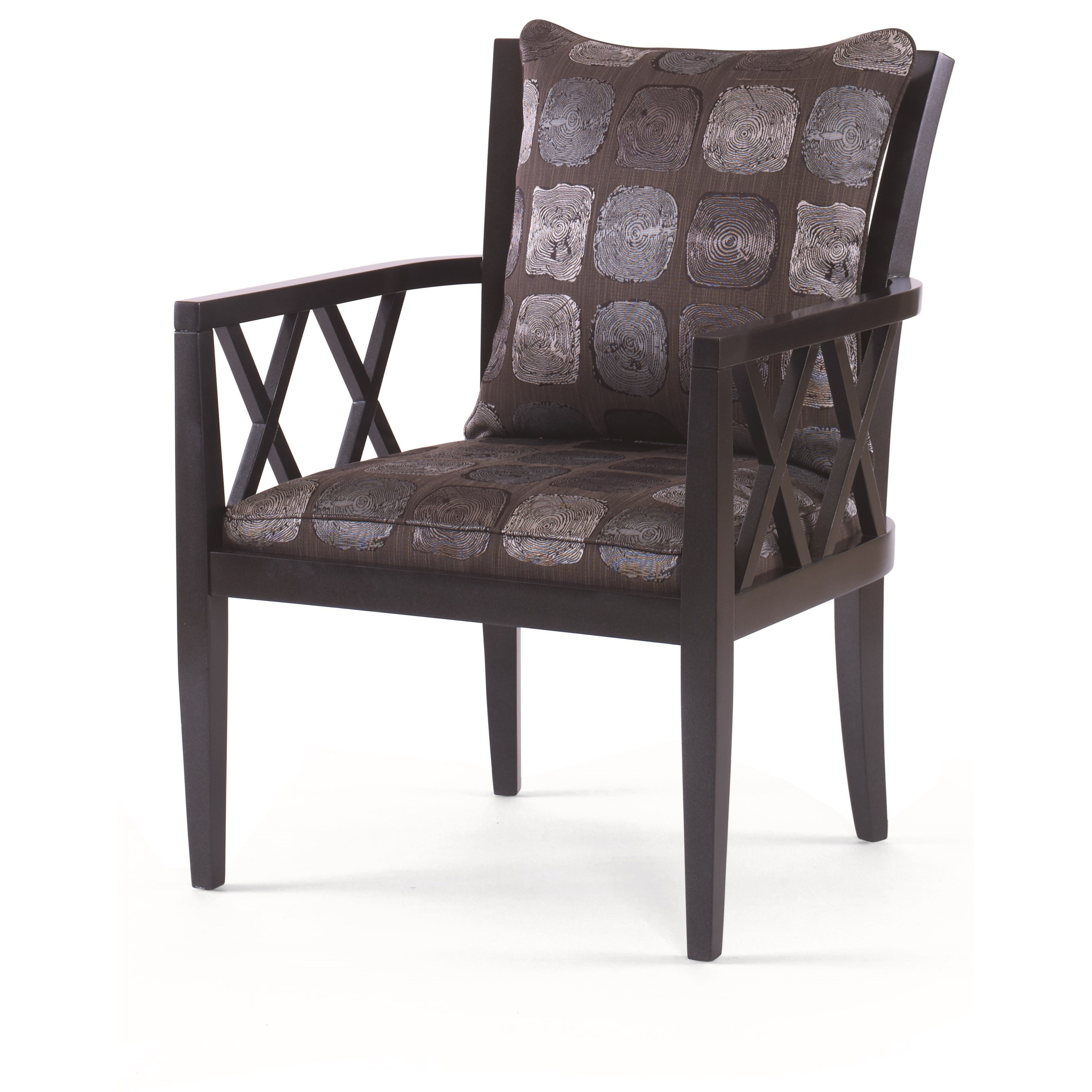 Studio Essentials Upholstery Rex Chair by Century at Baer's Furniture
