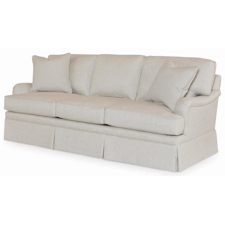 Studio Essentials Upholstery Middleburg Sofa by Century at Baer's Furniture