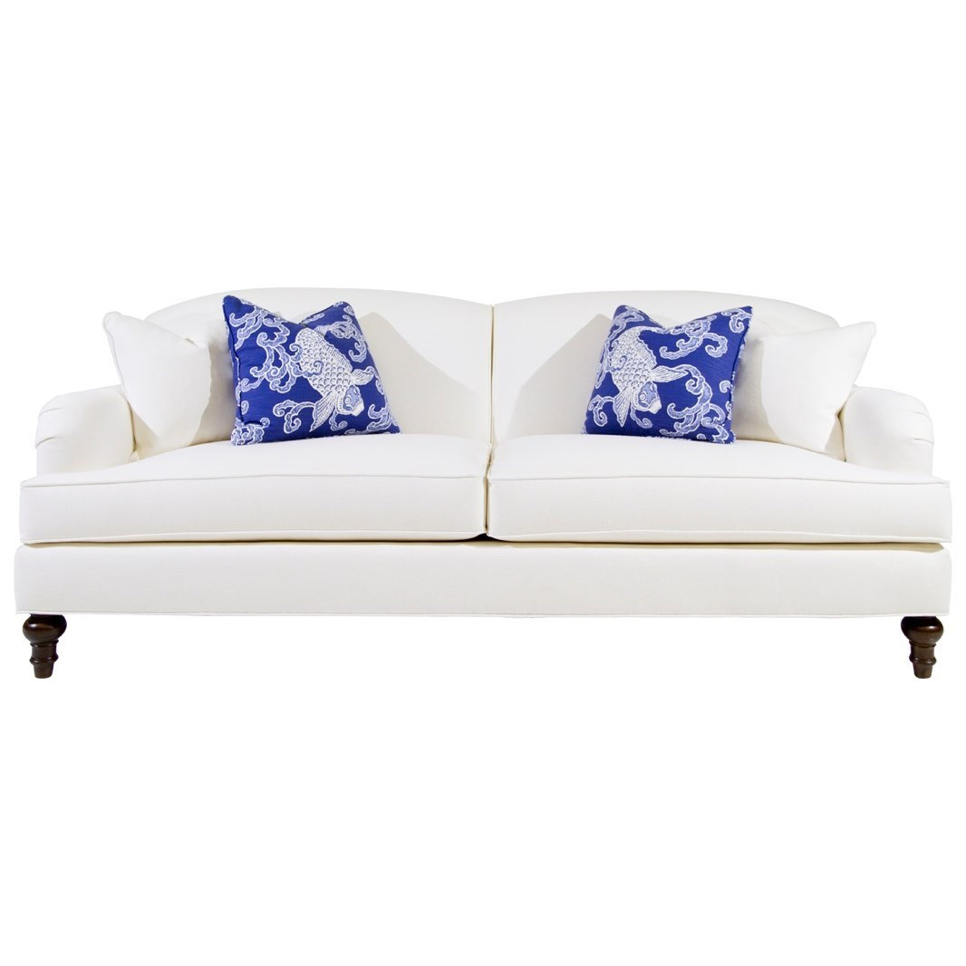 Studio Essentials Upholstery Clifton Sofa by Century at Baer's Furniture