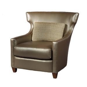Century Studio Essentials Upholstery Hansen Wing Chair
