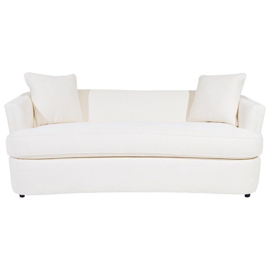 Studio Essentials Upholstery Georgia Sofa by Century at Baer's Furniture
