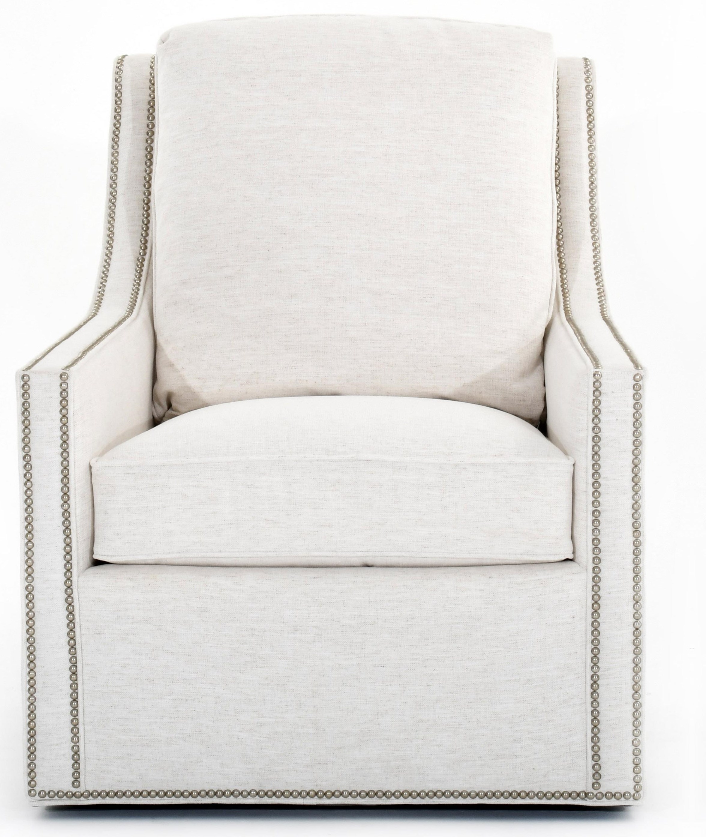 Tori Swivel Chair by Century at Baer's Furniture