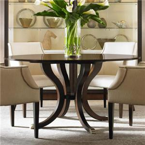Century Tribeca  Round Dining Table