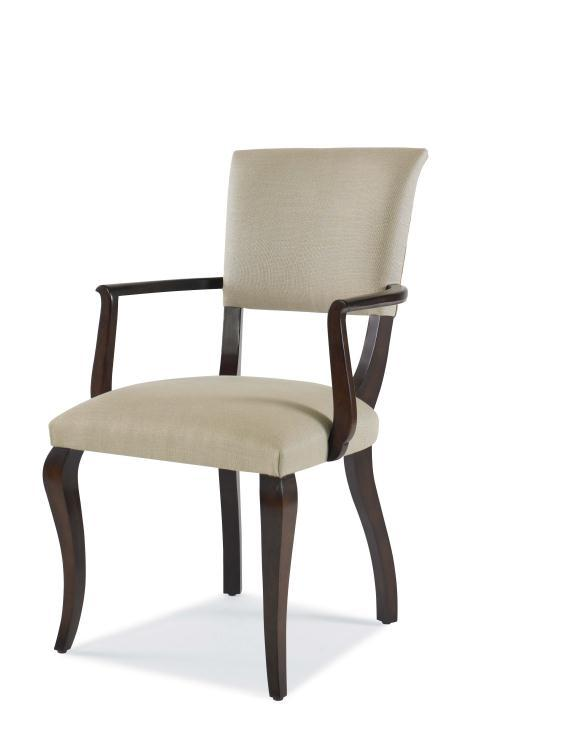 Tribeca  Dining Arm Chair by Century at Baer's Furniture