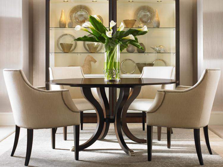 Tribeca  Table and Chair Set by Century at Baer's Furniture