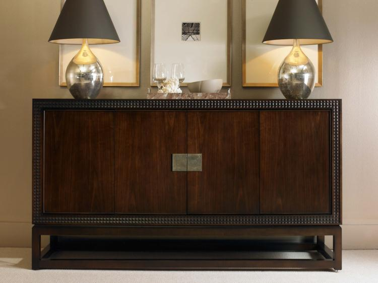 Tribeca  Credenza by Century at Baer's Furniture