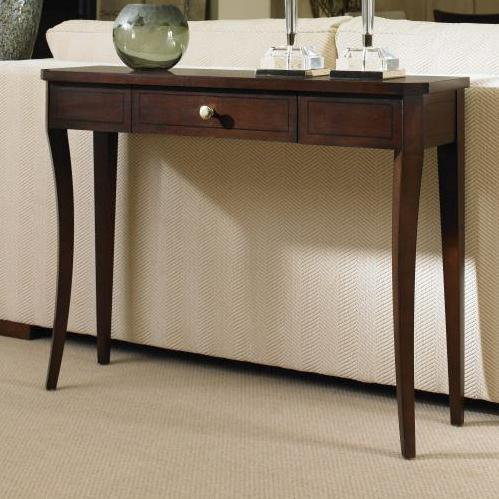 Tribeca  Console by Century at Baer's Furniture