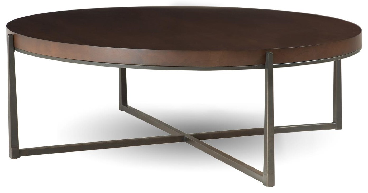 Cooper Cooper Cocktail Table by Charleston Forge at Jacksonville Furniture Mart