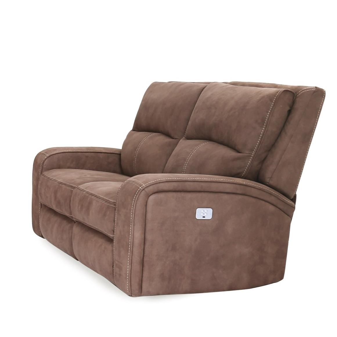 5168HM Reclining Loveseat by Cheers at Beck's Furniture