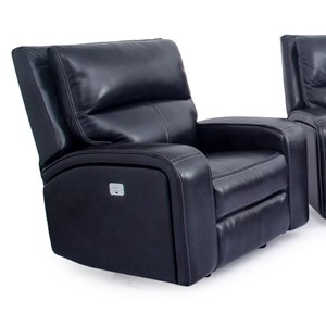 Power Recliner with Power Headrest and USB
