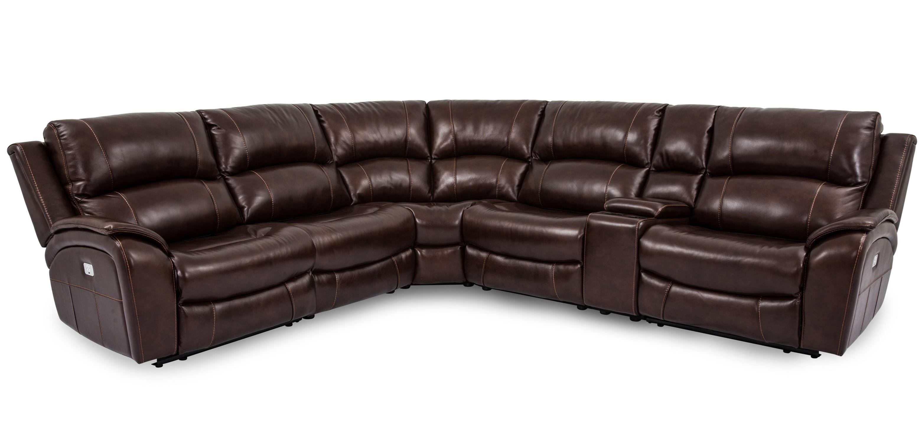 5313 Power Reclining Sectional Sofa by Cheers at Lagniappe Home Store