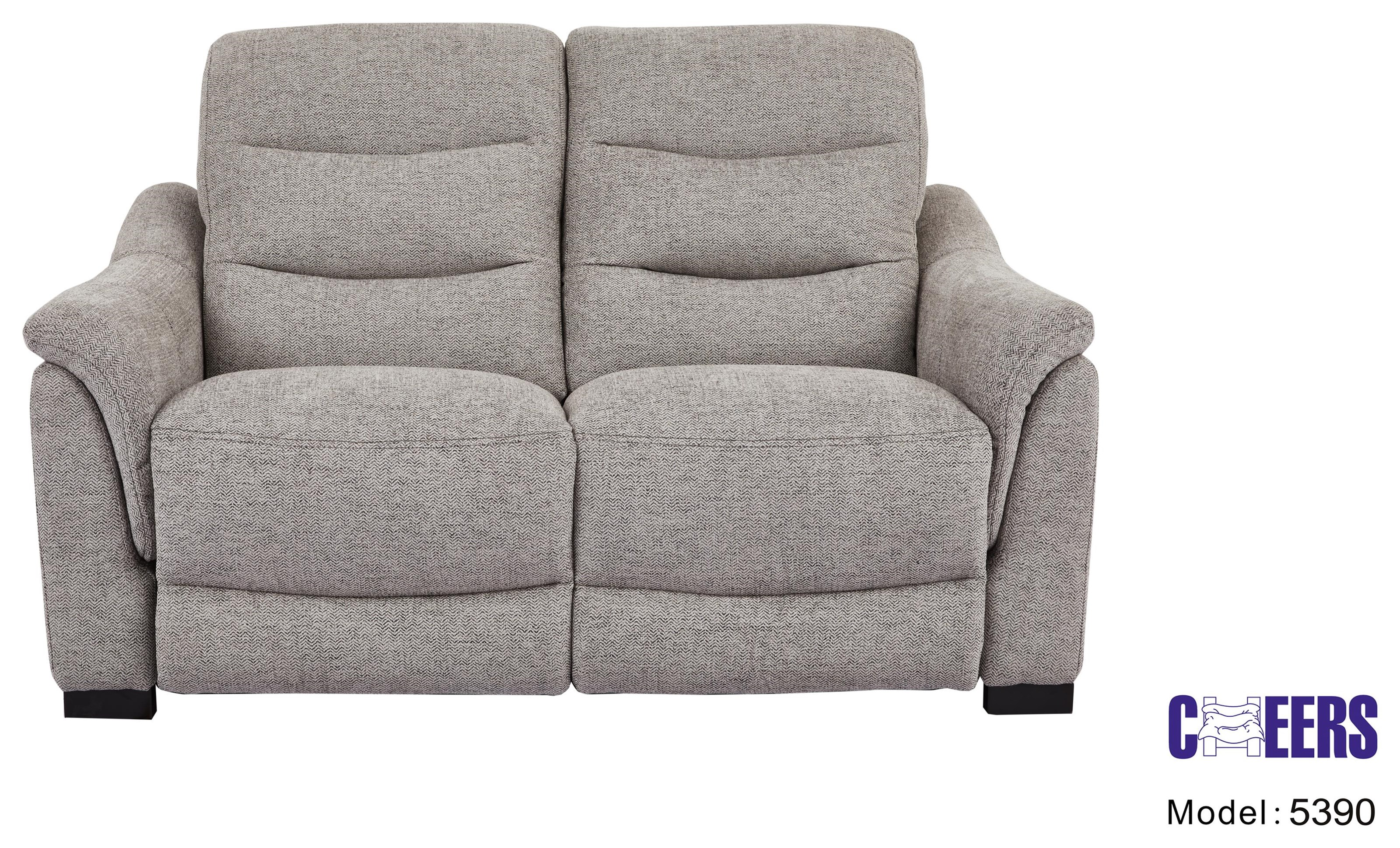 5390 Power Head Loveseat by Cheers at Westrich Furniture & Appliances