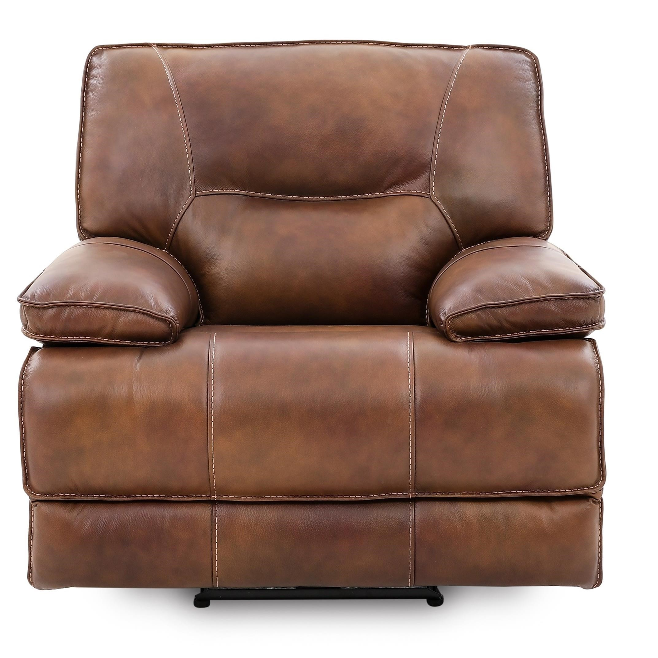 70048 Power Headrest Recliner by Cheers at Beck's Furniture