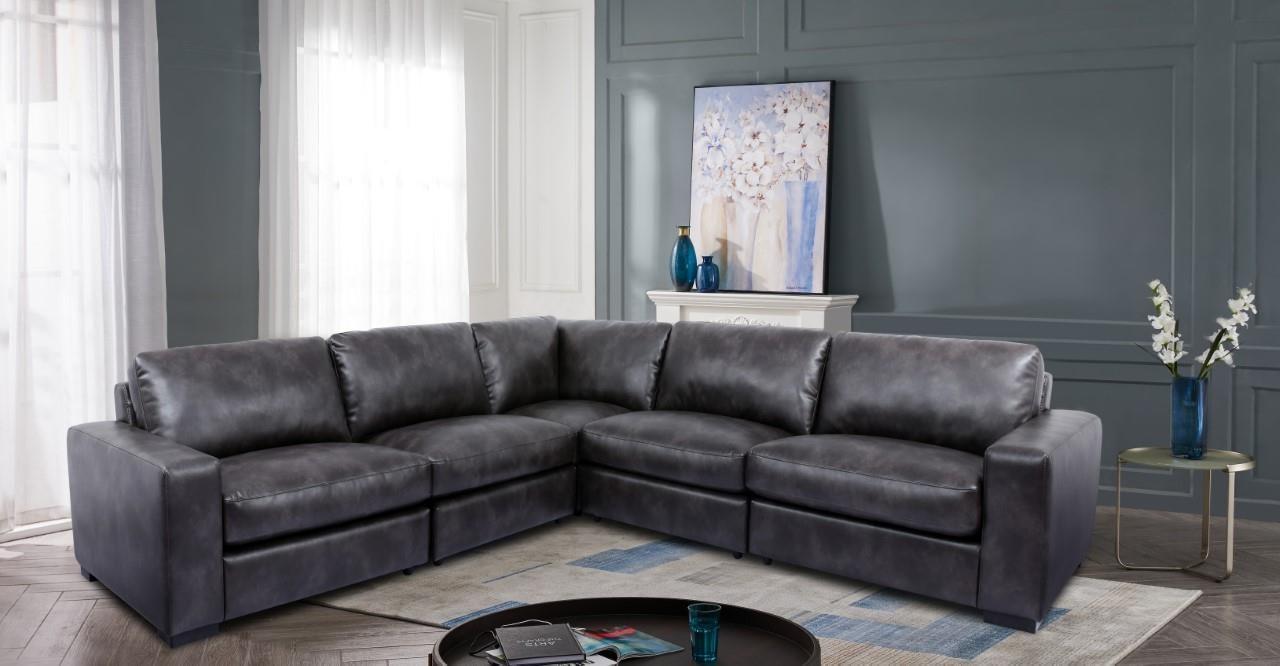 Ryder Modular 5-Piece Sectional at Walker's Furniture