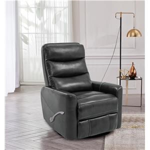 Swivel Glider Queen Recliner