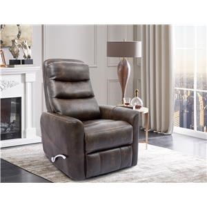 Swivel Glider King Recliner