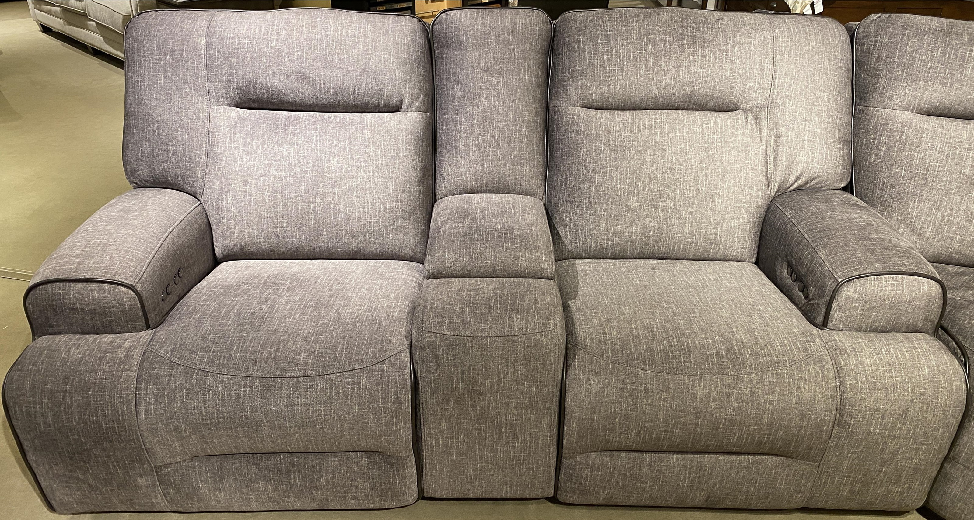 90016 Power Console Loveseat by Cheers at Westrich Furniture & Appliances