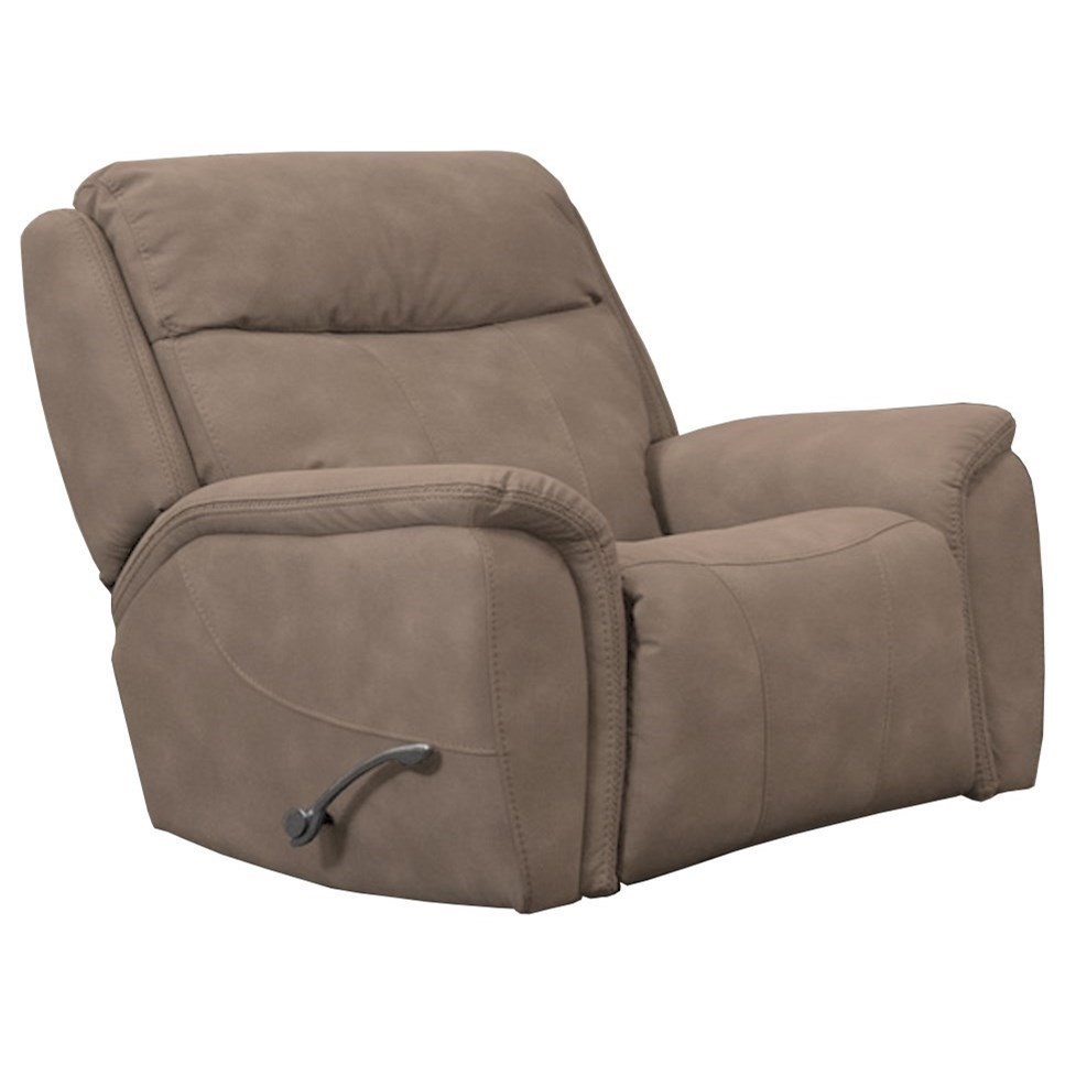 90018 Glider Recliner by Cheers at Lagniappe Home Store