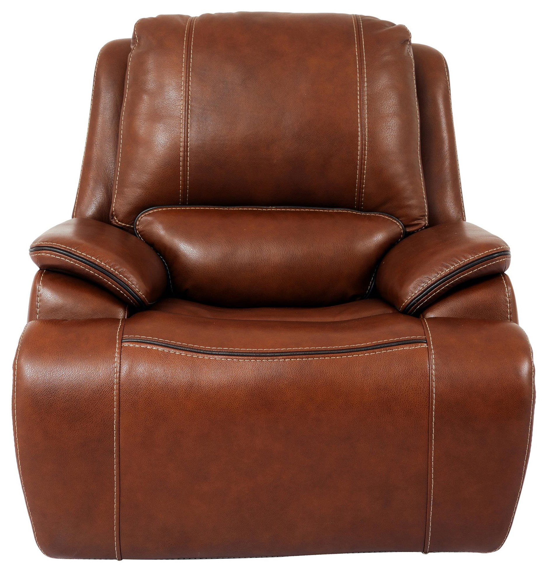 90019 Power recliner with power headrest by Cheers at Beck's Furniture