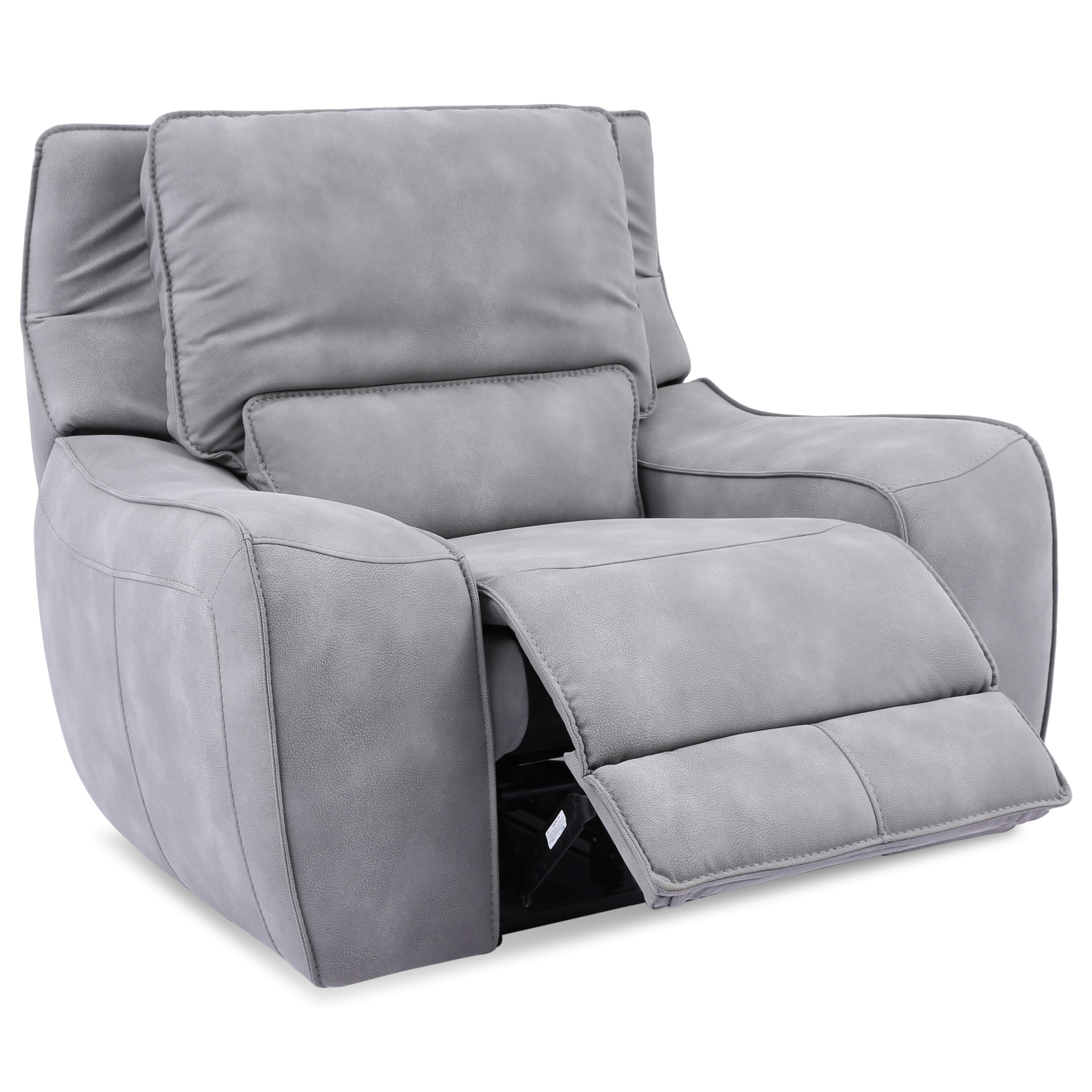 90027 Power Recliner by MW Classics at Miller Waldrop Furniture and Decor