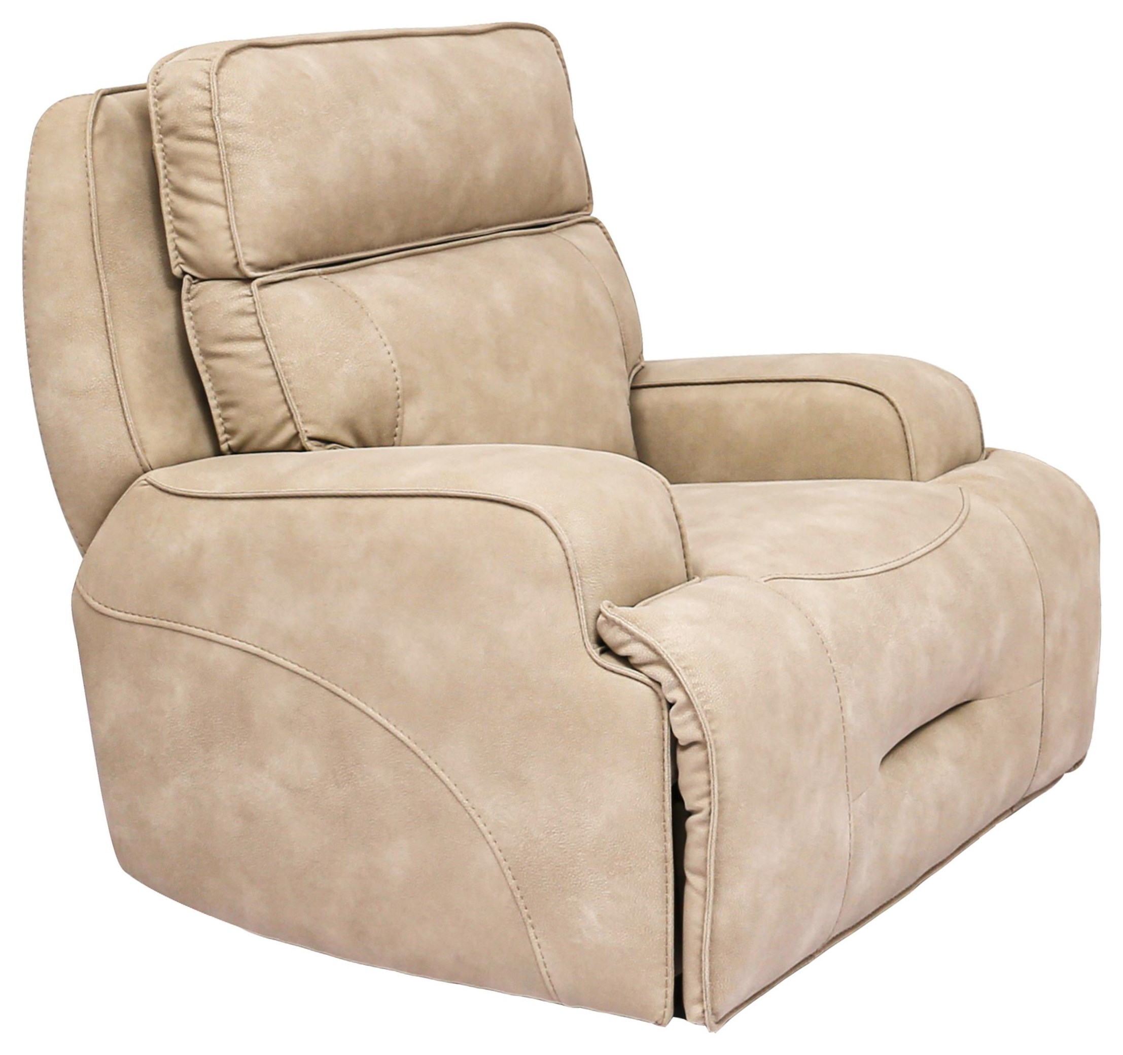 90029 Power Recliner with Power Headrest by Cheers at Beck's Furniture