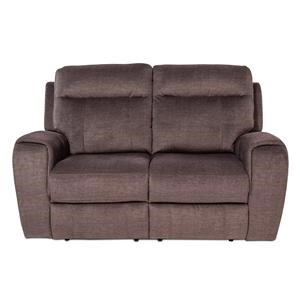 Power Reclining Loveseat w/ Power Headrest