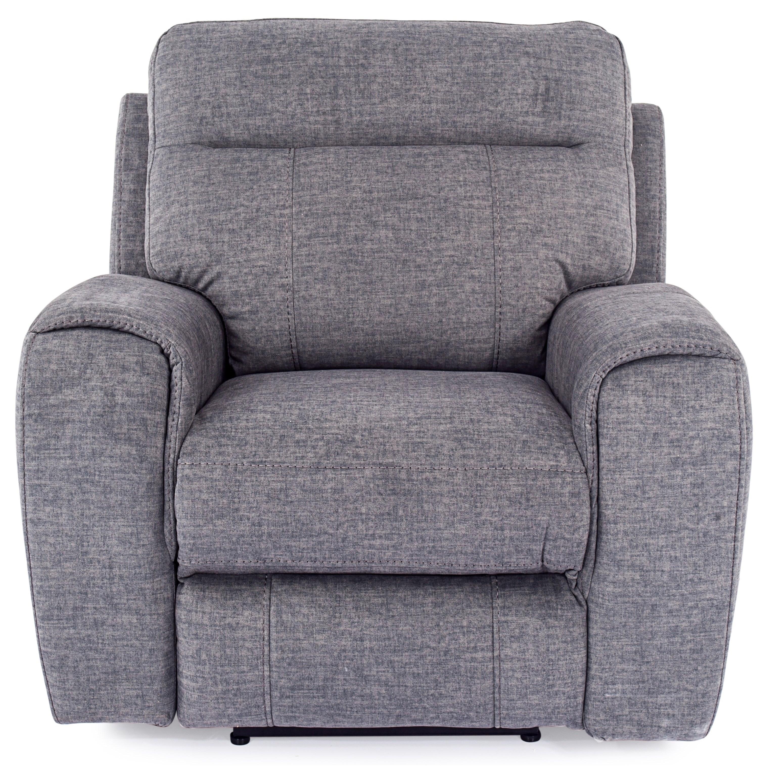 9868 Power Recliner w/ Power Headrest at Pilgrim Furniture City