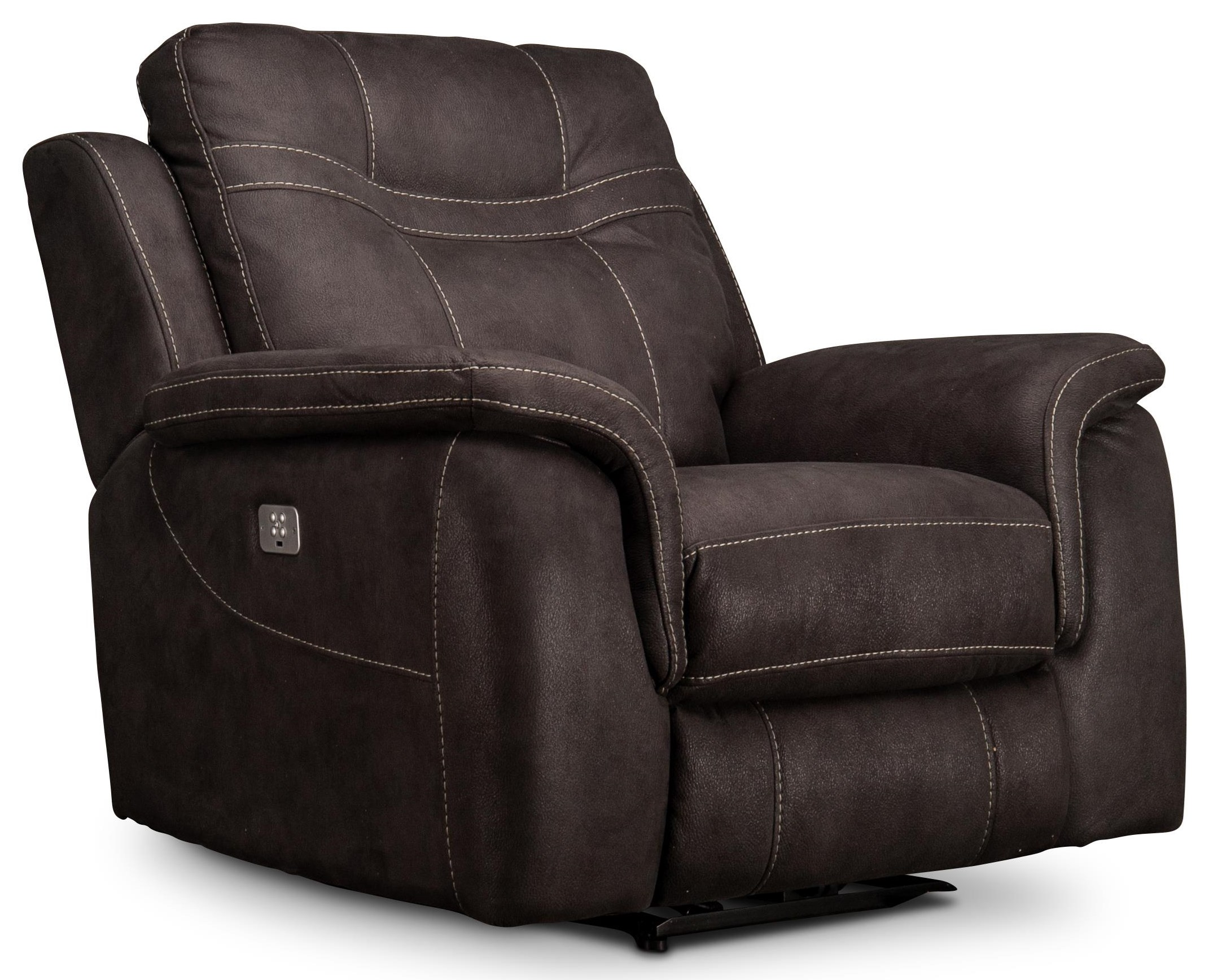 Buckley Buckley Power Recliner with Power Headrest at Morris Home