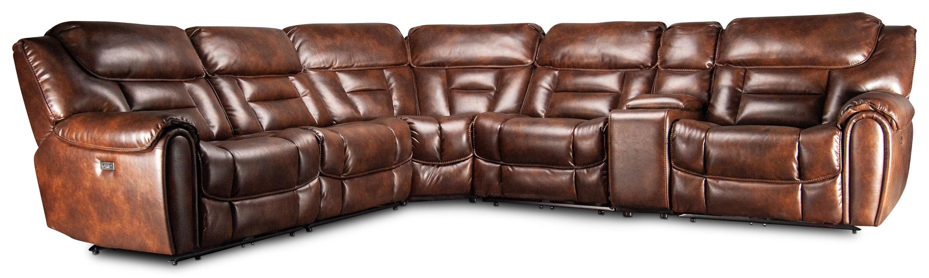 Vitner Vintner Power Sectional Sofa at Morris Home