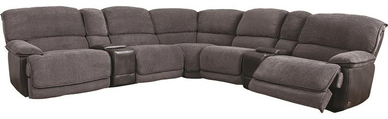 7 Piece Power Sectional