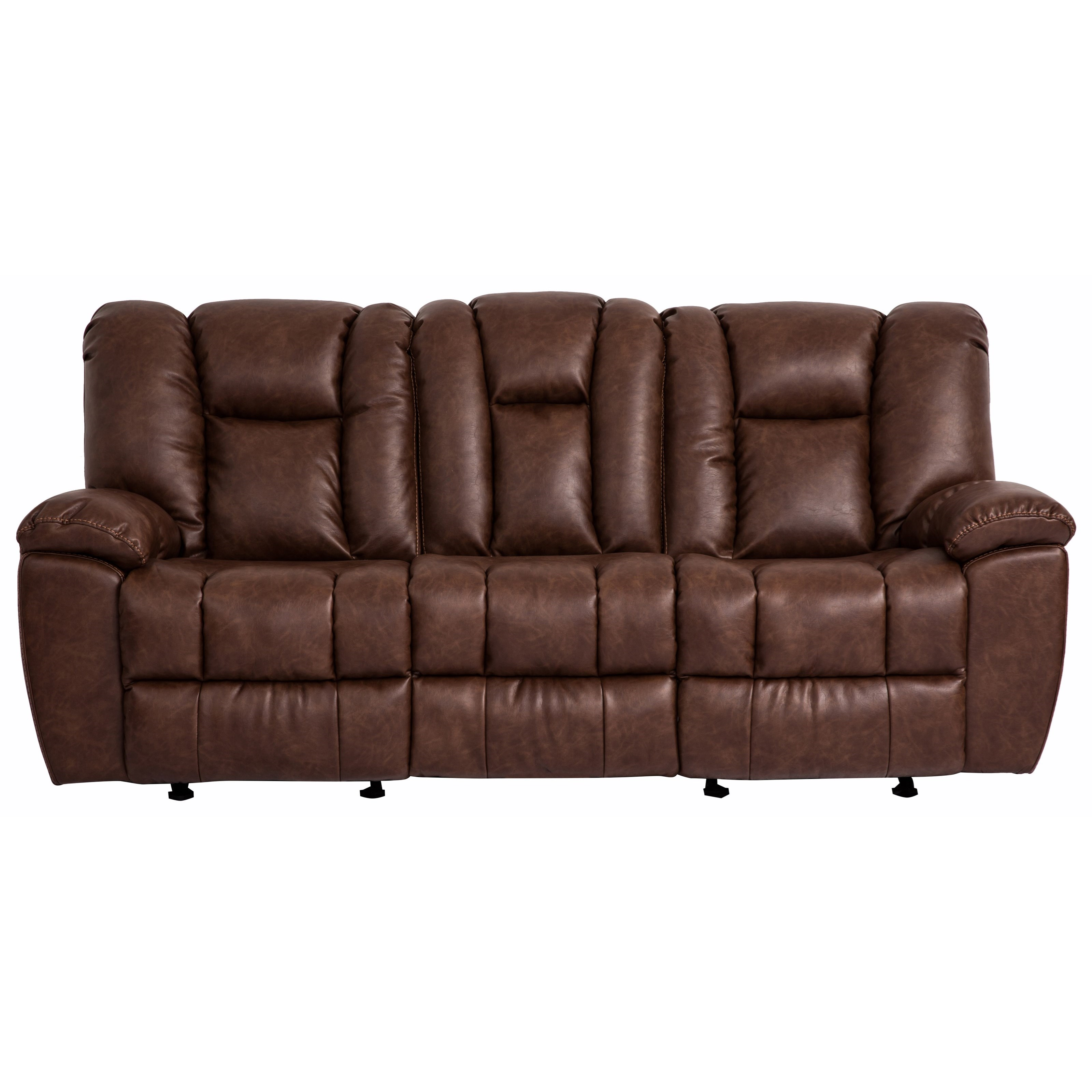 1017M Reclining Sofa by Cheers Sofa at Lagniappe Home Store