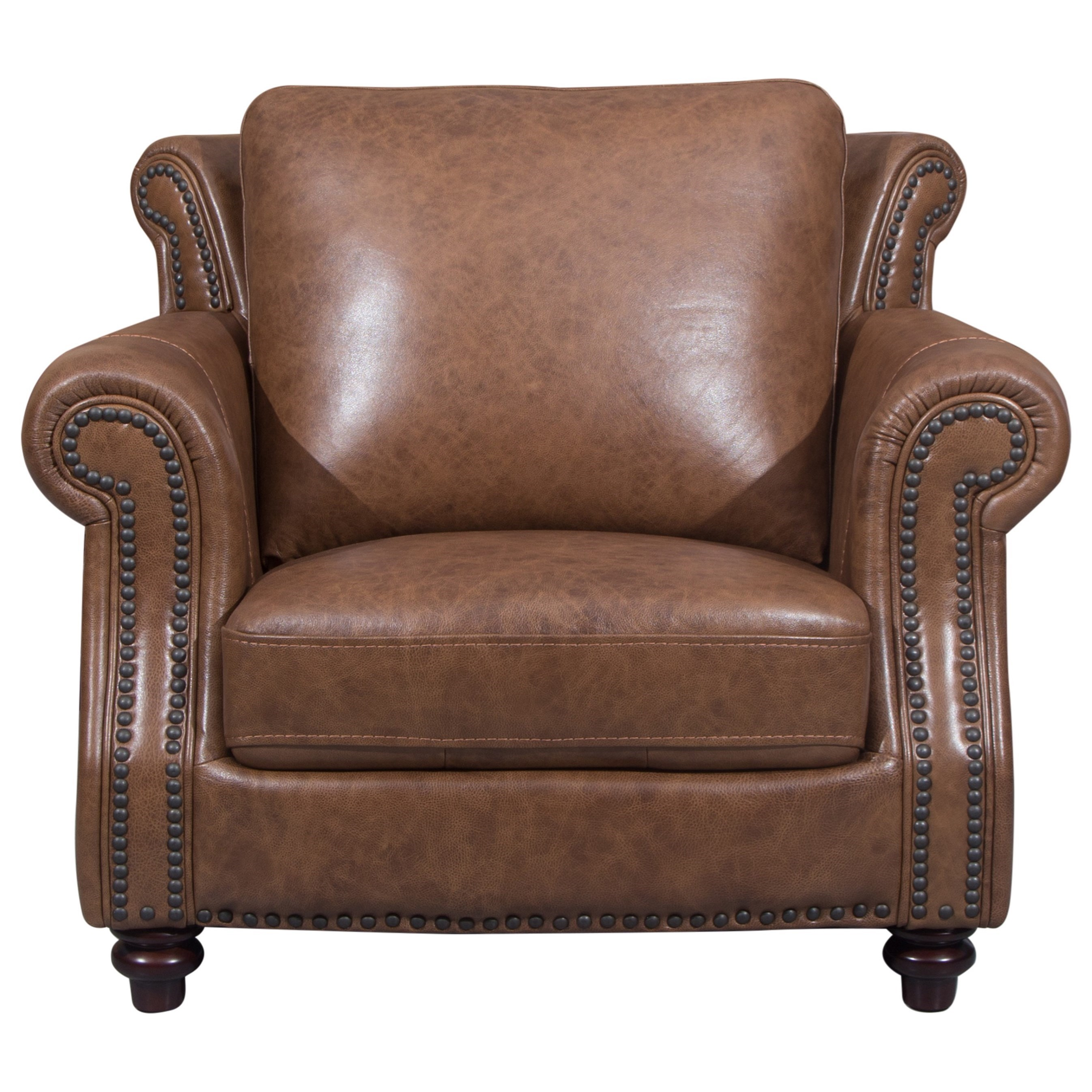 2115 Traditional Chair by Cheers Sofa at Lagniappe Home Store