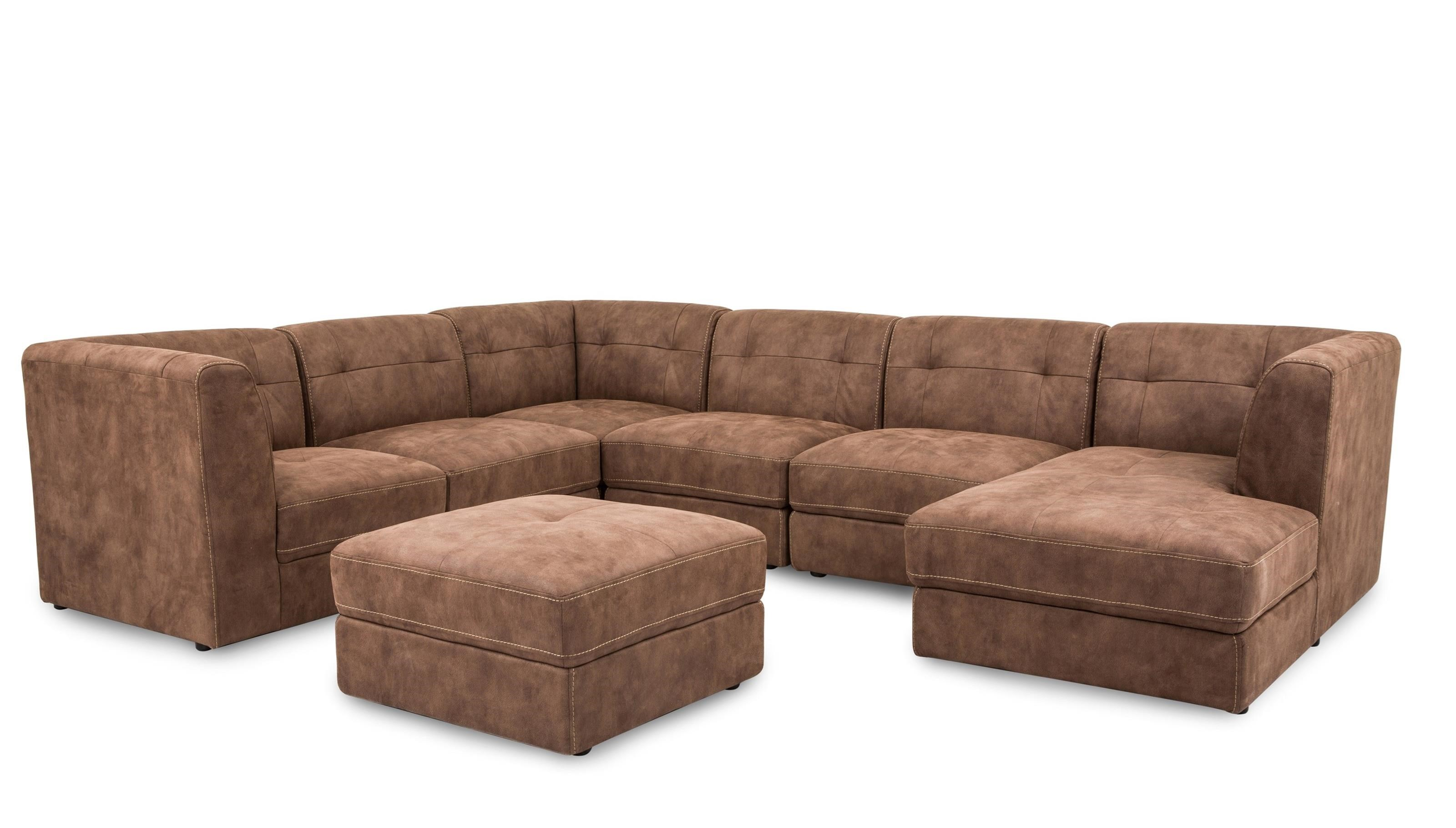 5157 Modular Sectional with Ottoman by Cheers at Lagniappe Home Store