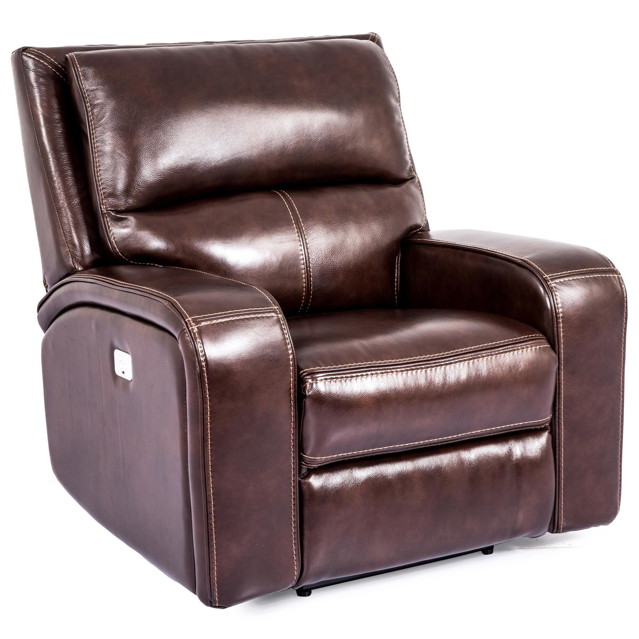 5168HM Power Recliner by Cheers at Beck's Furniture